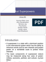 Global Superpowers