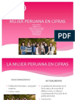 Mujer Peruana en Cifras
