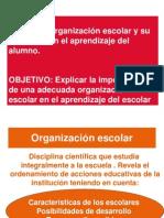 Clase 1. Organización