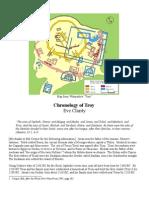 Chronology of Troy