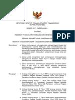 Kepmenaker Ttg Pedoman Pengukuran Pembangunan Ketenagakerjaan