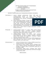 Permenaker No 32 Th 2008 Ttg Tata Cara Pembentukan Dan Susunan Keanggotaan Lks Bipartit