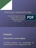 Infecção osteoarticular