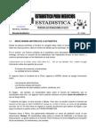 BREVE RESEÑA HISTÓRICA DE LA ESTADÍSTICA