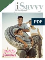 Bali Savvy - Bali for Families