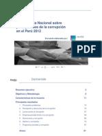 Proética-VII-Encuesta-Nacional-sobre-percepciones-de-la-corrupción-en-el-Perú-2012