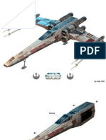 Incom T-65 X-Wing Starfighter