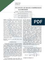 A Comparative Study of Image Compression Algorithms