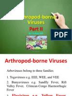 Arbovirus Part II