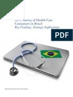 HealthCareConsumers Brazil 2011