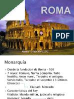 ROMA Tercero