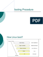 Linux Booting Procedure