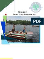 Junior Programs Guide 2012
