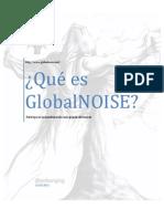 ¿Qué es #GlobalNOISE?