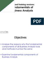 02 Fundamentals of Business Analysis