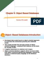 Object Based Data Model