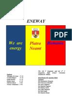 Gentileschi Piatra Neamt Romania Brochure
