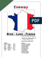 Gentileschi Bron Lyon Francia Brochure