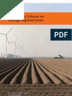 Convenant Schone en Zuinige Agrosectoren Agroconvenant