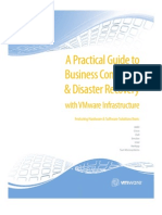 Practical Guide to VM Disaster Recovery