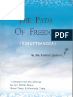 The Path of Freedom Vimuttimagga
