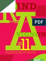 Rapport d'activité 2011 du Grand Avignon Partie1