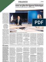 20120911 LeMonde Plan Hollande Francia