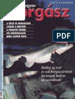Magyar Horgász 2011jan