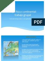 Trabajo grupal - mapa físico