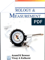 Metrology and Measurment by Vinay a Kulkarni,Aanand Bewoor