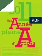 Rapport d'activité 2011 du Grand Avignon Partie 2