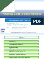 Advanced Guide to Digital Marketing