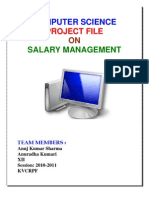 Anuj Project File