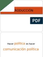 Introducción a la comunicación política