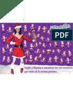Hipatia y Los Papas Noeles