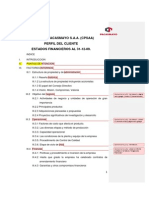 Cementos Pacasmayo_ Perfil Al 31-12-09