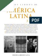 Nuevos Libros de América Latina 3 - 2012