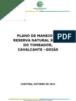 Plano Manejo Serra Do Tombador Site