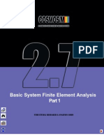 Basic System FEA Part 1