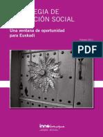 Estrategia de Innovacion Social Una Ventana de Oportunidad Para Euskadi