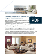 decoracion de interiores de casas pequeñas - interiores de casas modernas