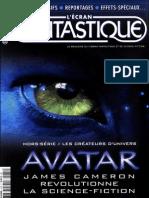 Ecran Fantastique - Avatar (James Carmeron.cinema.science-Fiction.fantastique)