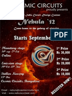 Nebula Announcement 2012