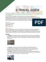 Hotels4U Paris Travel Guide