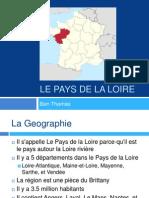 Le Pays de la Loire