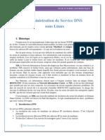 Administration de Service DNS Sous Linux