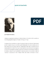 La educación después de Auschwitz.T.Adorno.