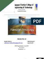 Nanoribbons Nanotechnology