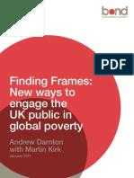 Finding Frames