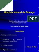1° aula- História natural da doença (1)